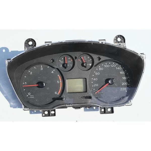 Gebrauchter Originaler Ford Transit Digital Tacho 8C1T10849CD 102.498Km (73)